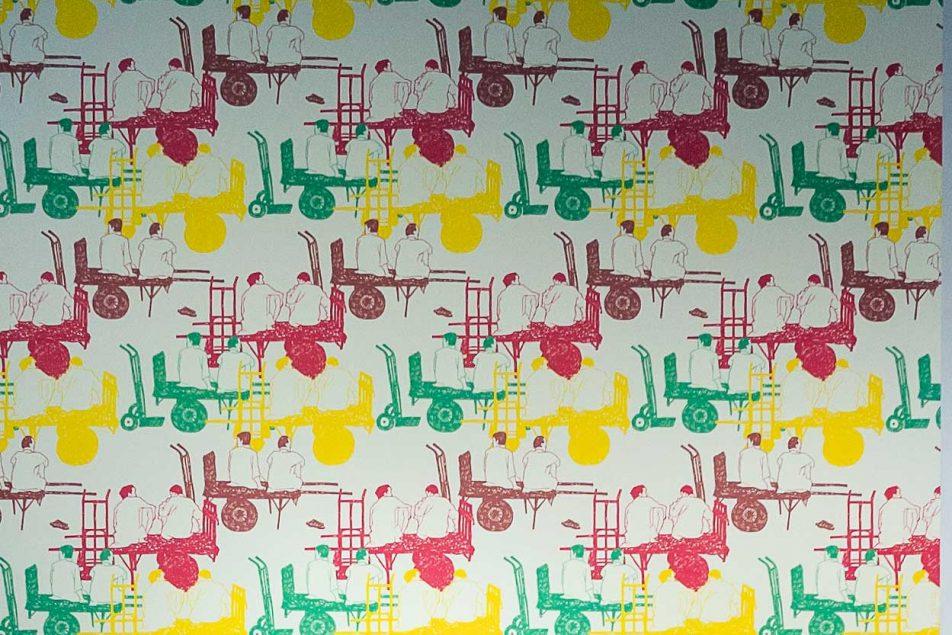 Emirian fabric