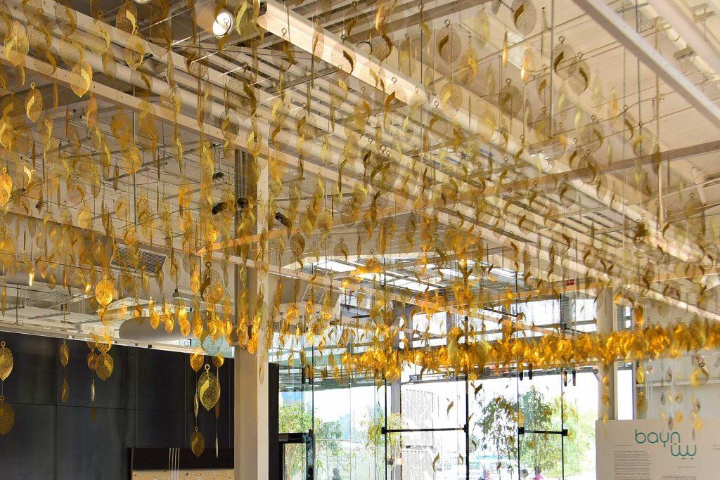 Tree of Guardians: installation